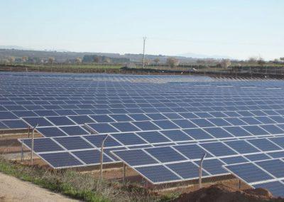 Planta fotovoltaica de Casas de Ves